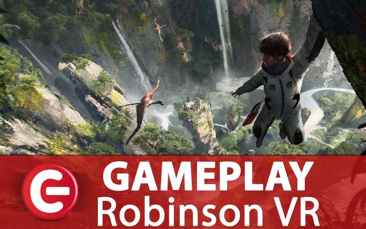 Robinson The Journey VR : Gameplay et impressions