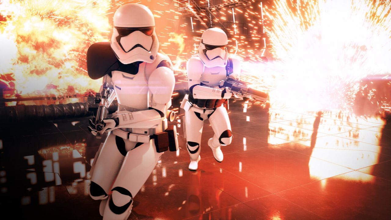 Star Wars Battlefront 2 : Le casque Playstation VR compatible !