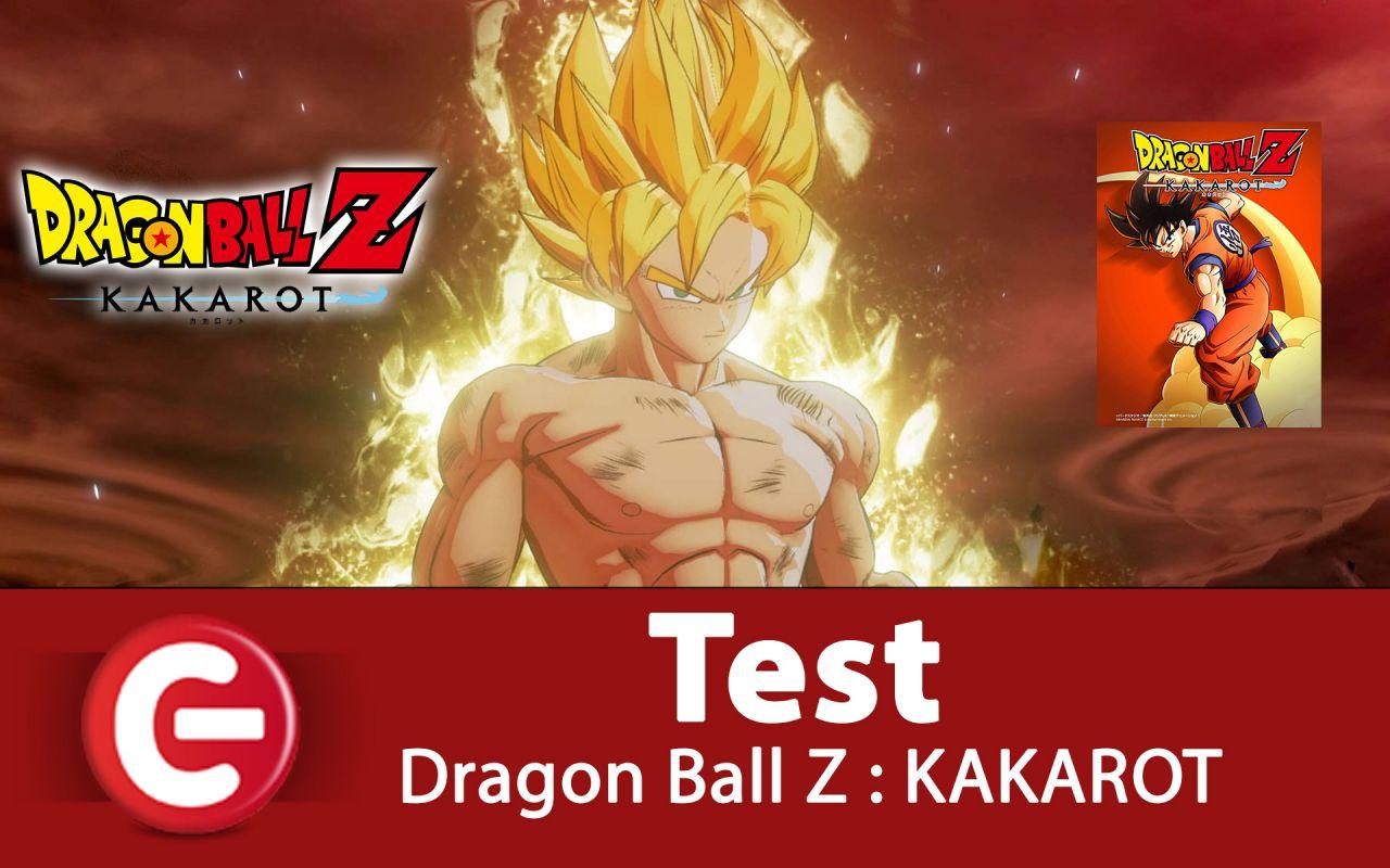 Dragon Ball Z Kakarot : Notre test PS4 est arrivé !