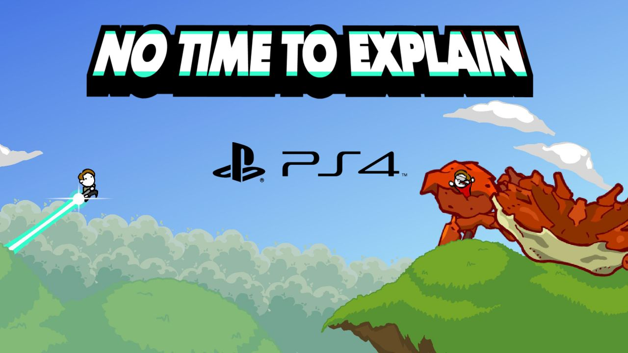 No Time To Explain : Le test ConsoleFun est arrivé !