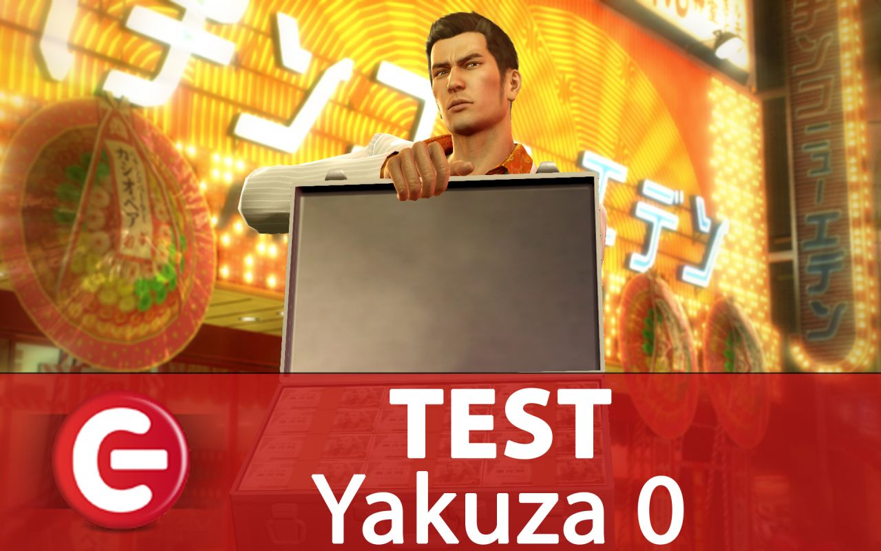 [TEST] Yakuza 0, le grand retour de SEGA sur Playstation 4 !?
