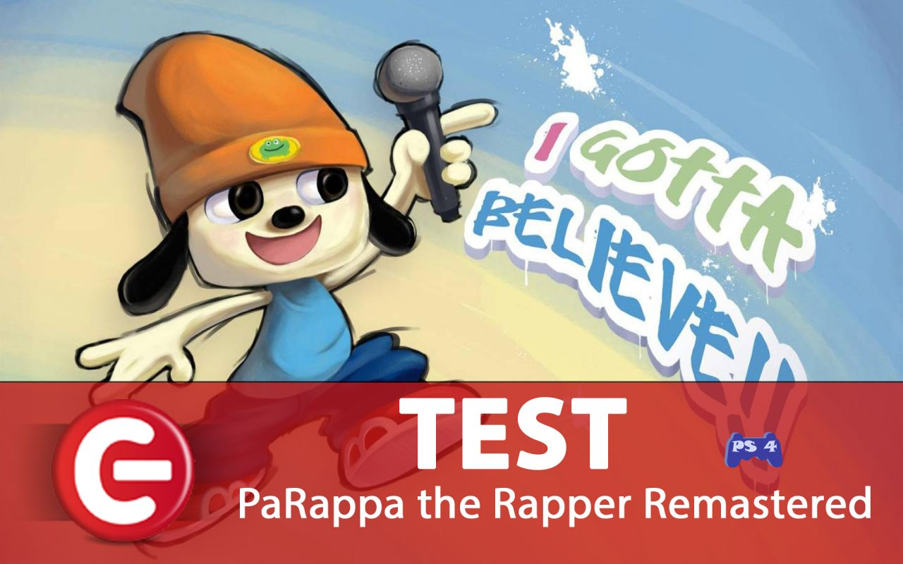 Parappa The Rapper Remastered : Un rap qui a bien vieilli ?