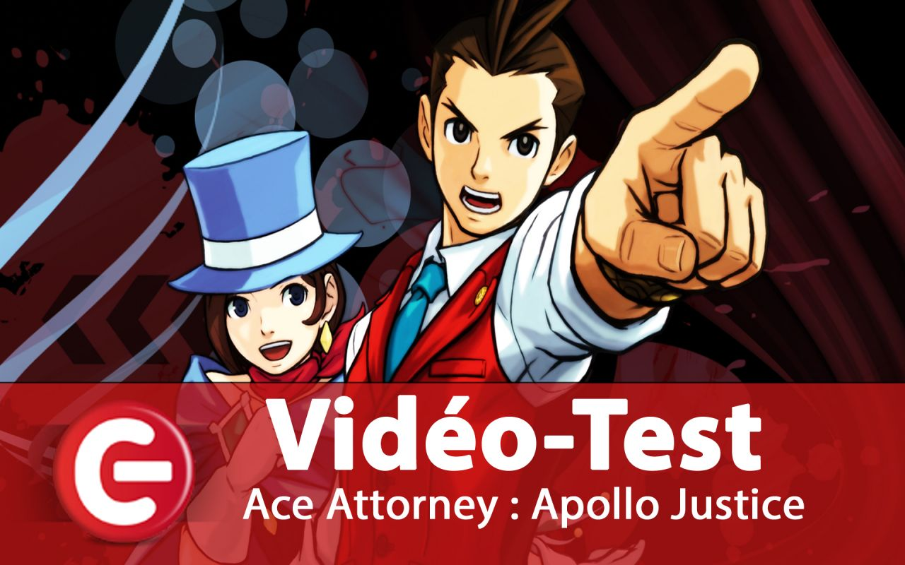 Ace Attorney - Apollo Justice : Le test de la version remaster est arrivé !