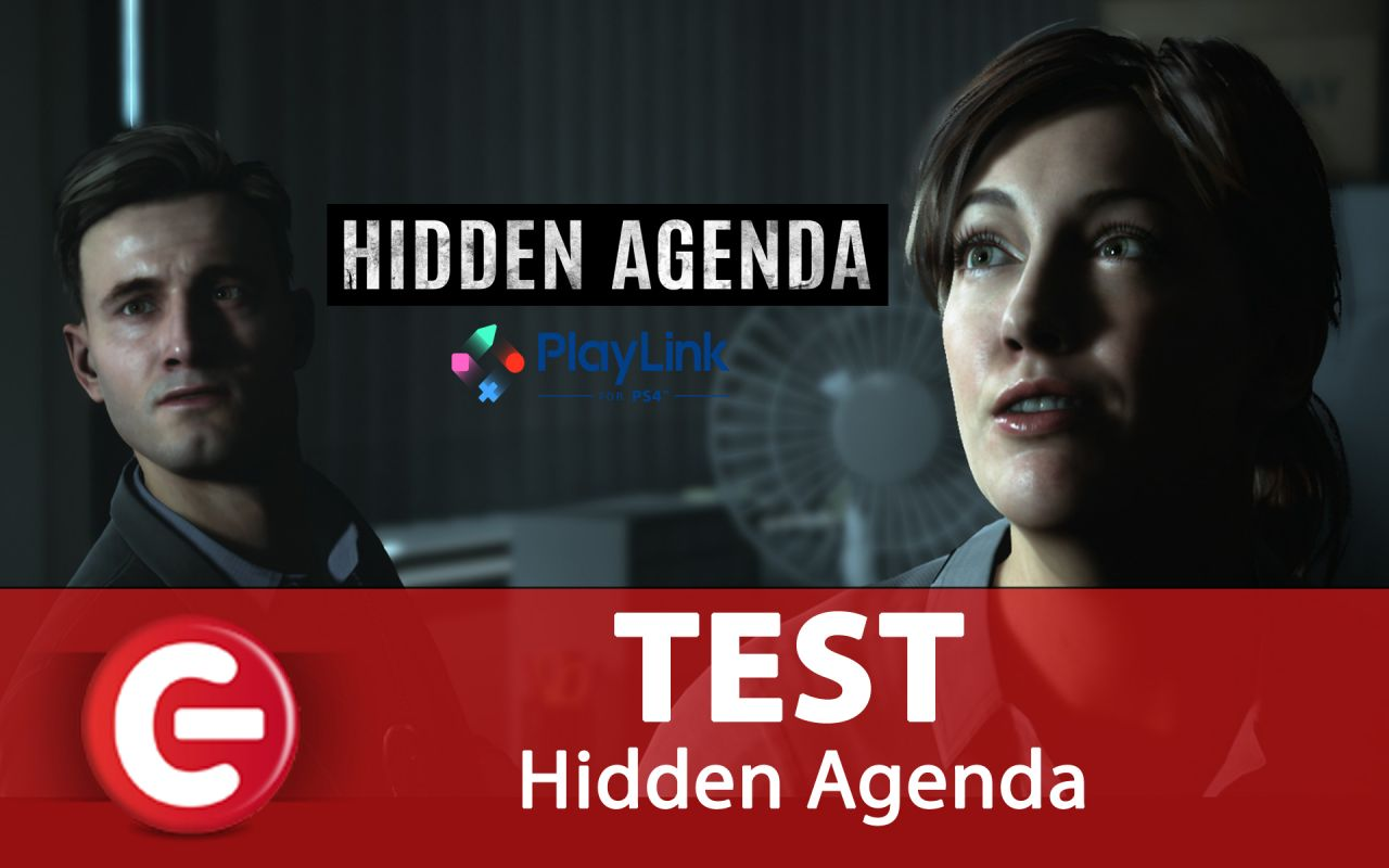 Hidden Agenda : Notre test... du successeur spirituel de Until Dawn !?