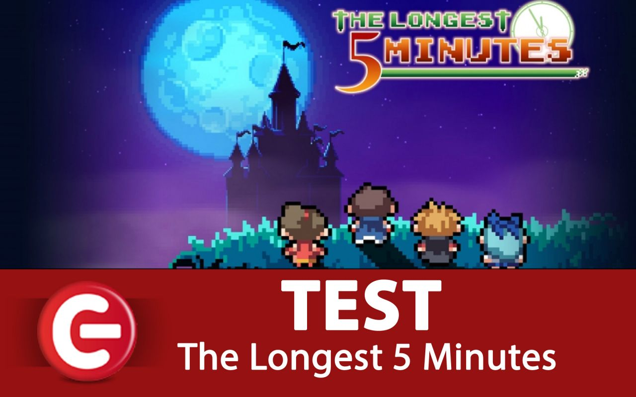 The Longest 5 Minutes : Notre test, d'un RPG réellement old-school ?