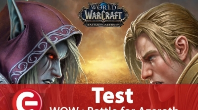World of Warcraft : Battle for Azeroth - Le test ConsoleFun est arrivé !