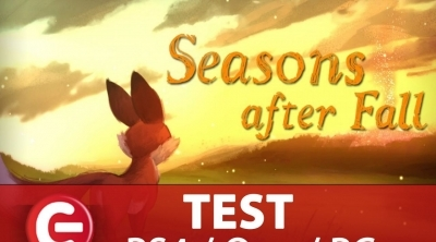 Seasons After Fall : Le test ConsoleFun est arrivé !