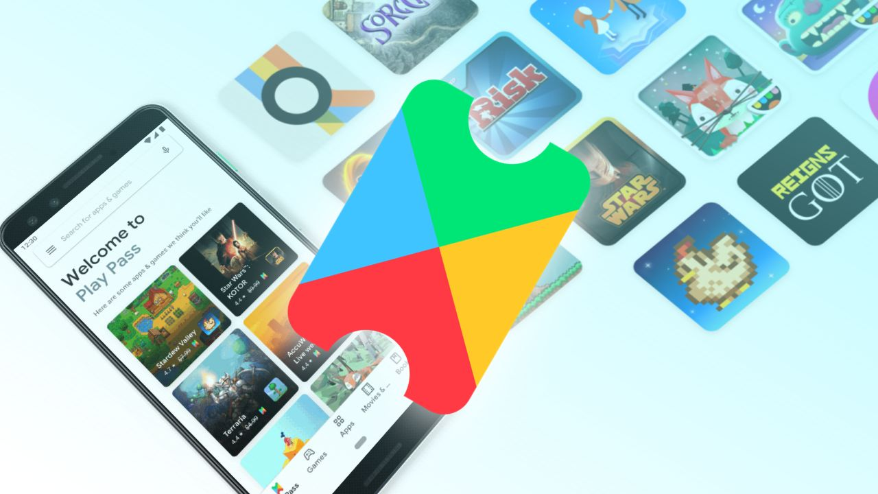 Google Play Pass : Un service sur Android pour concurrencer l'Apple Arcade !