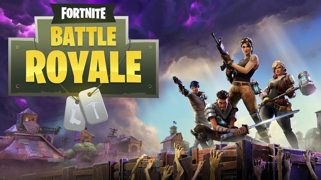 Fortnite Battle Royale : Une beta sur Android !