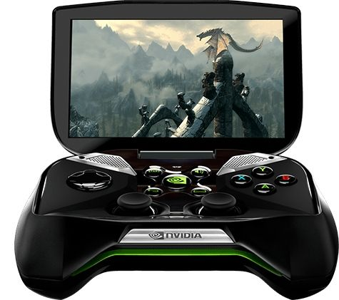 Project Shield : La console Android made in Nvidia