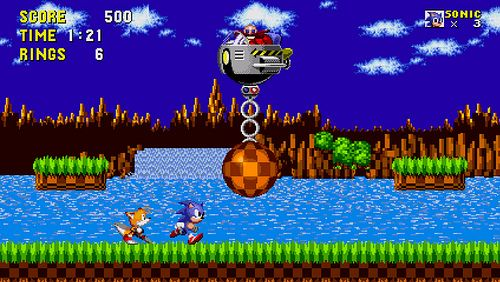 Sonic the Hedgehog : Débarque sur Android !
