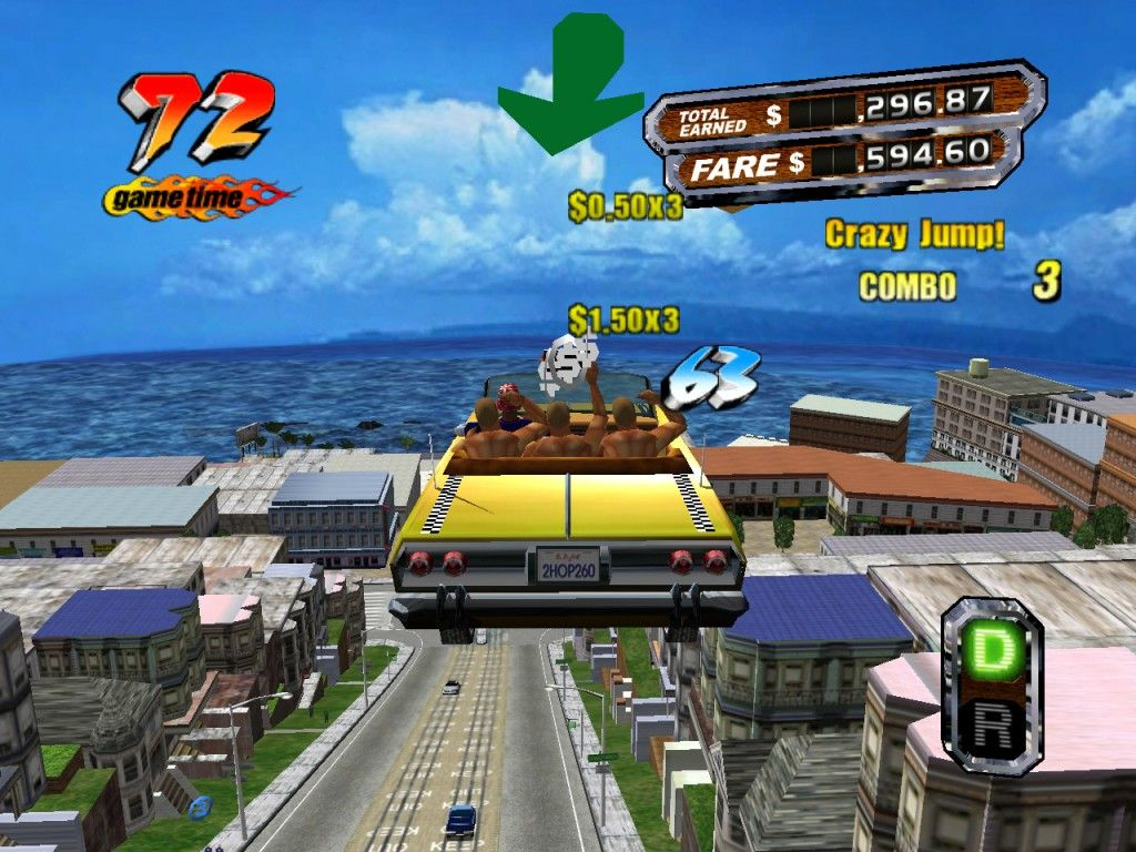 Crazy Taxi : Android passe à l'offensive