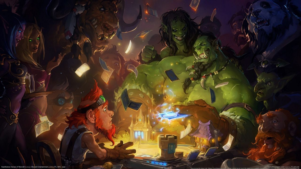 Hearthstone débarque sur tablettes Android
