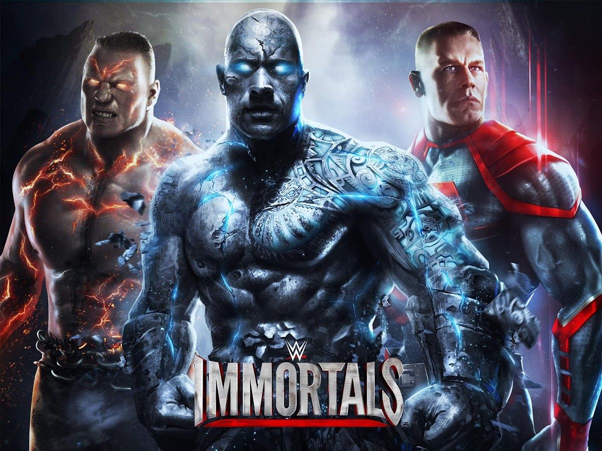 [Video-Test] WWE Immortals