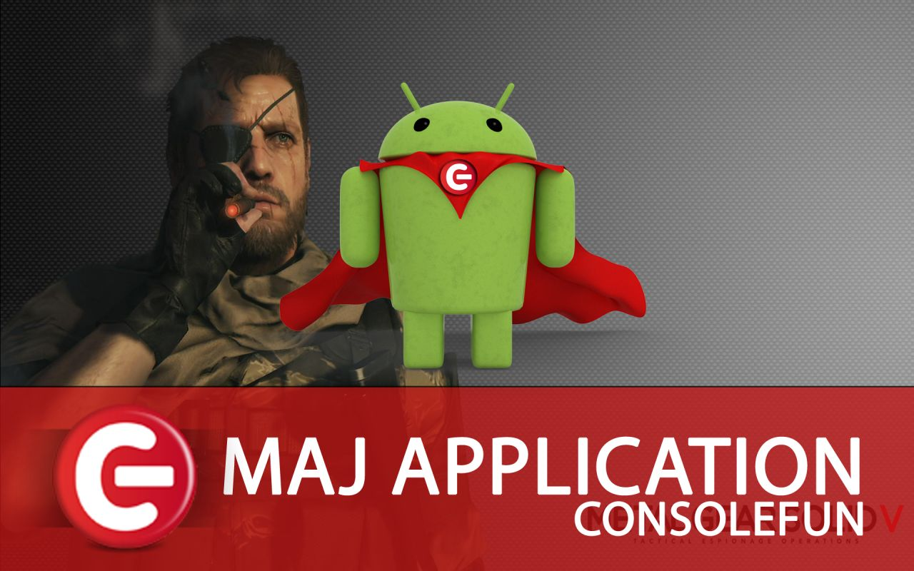 Application mobile CF : Version 3.1 disponible sur Android !
