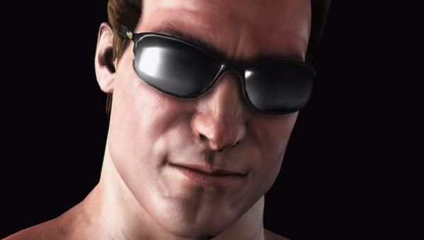 WWE Immortals : Johnny Cage s'incruste