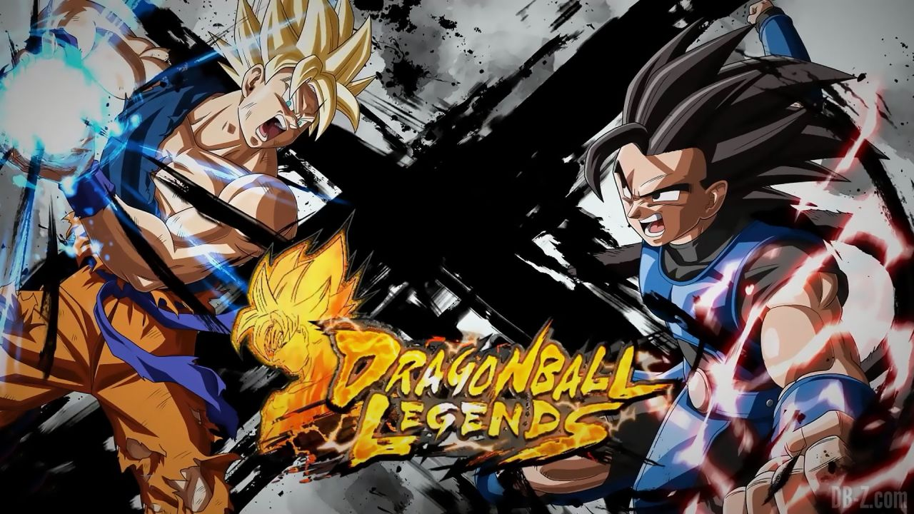 Dragon Ball Legends : Disponible dès aujourd'hui !