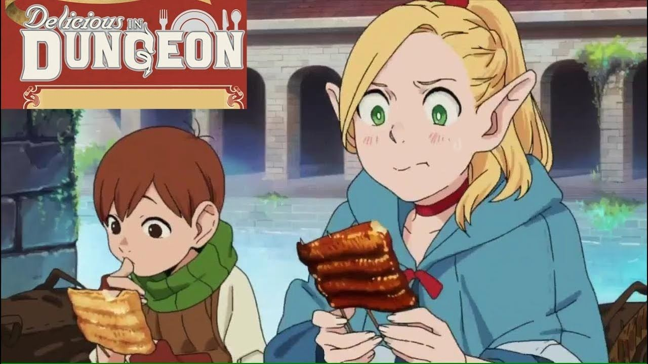 Gloutons et Dragons : Une adaptation en anime ?
