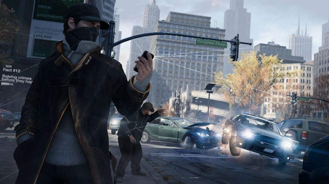 Watch Dogs : Disponible à 27 euros environ