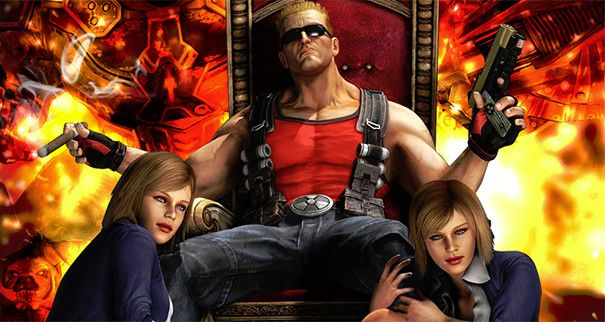 Duke Nukem chez Bundle Star
