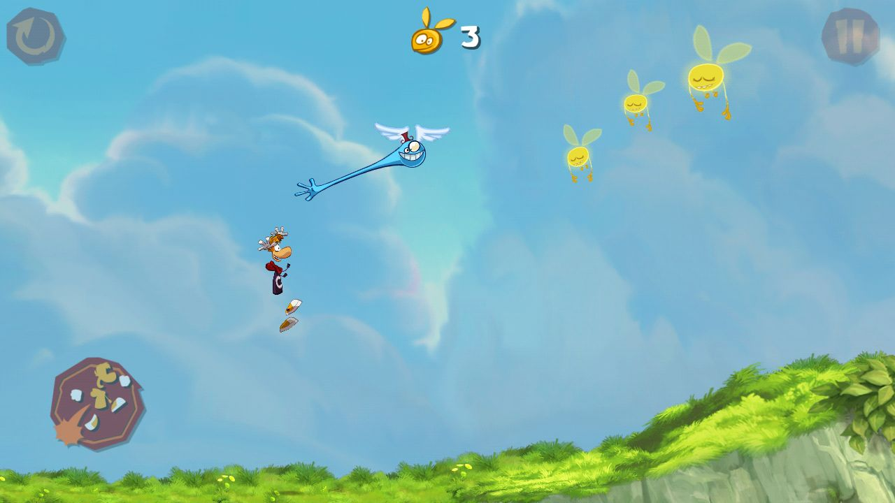 [Expiré] Rayman Jungle Run : Gratuit pendant 24h !