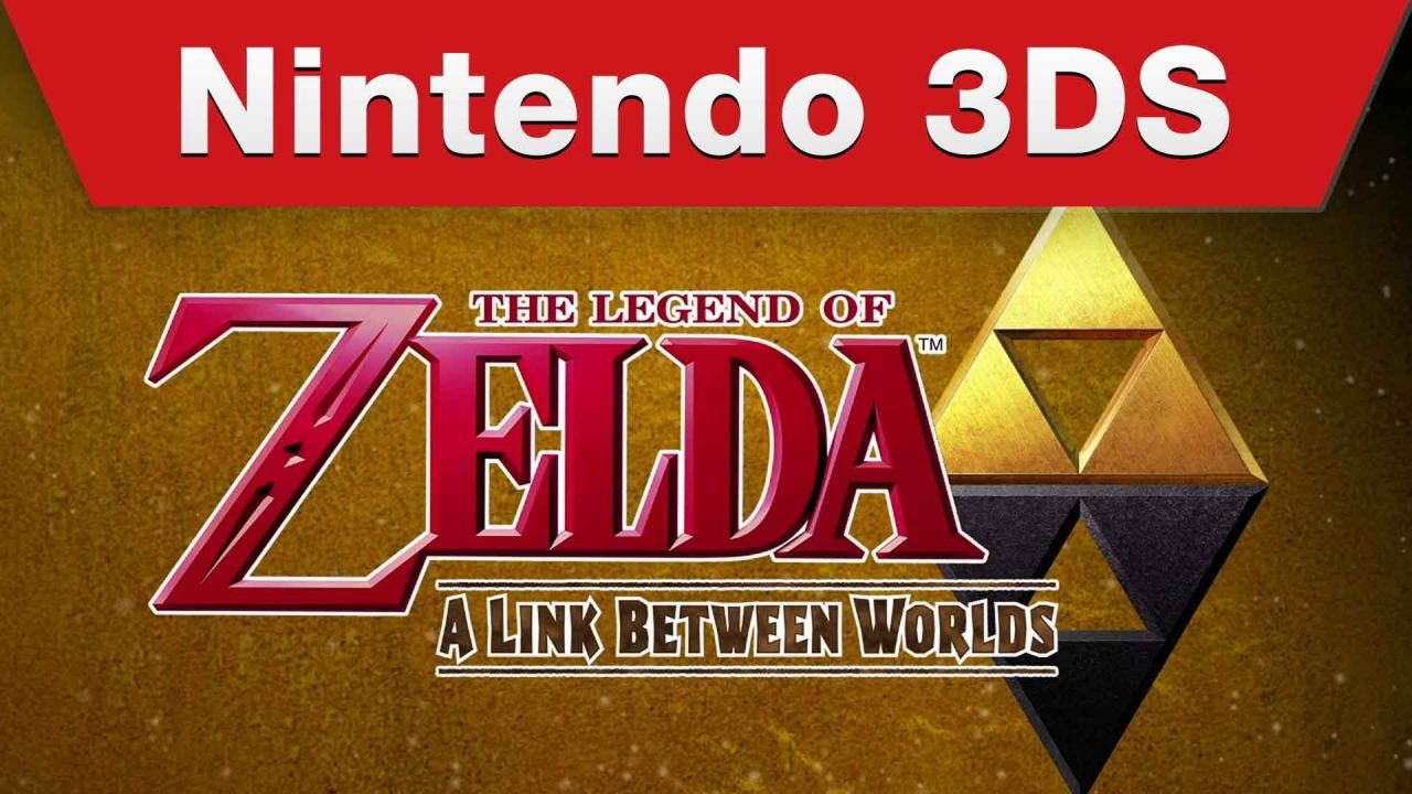 Soldes : The Legend of Zelda ALBW 3DS à 10 euros (expiré)