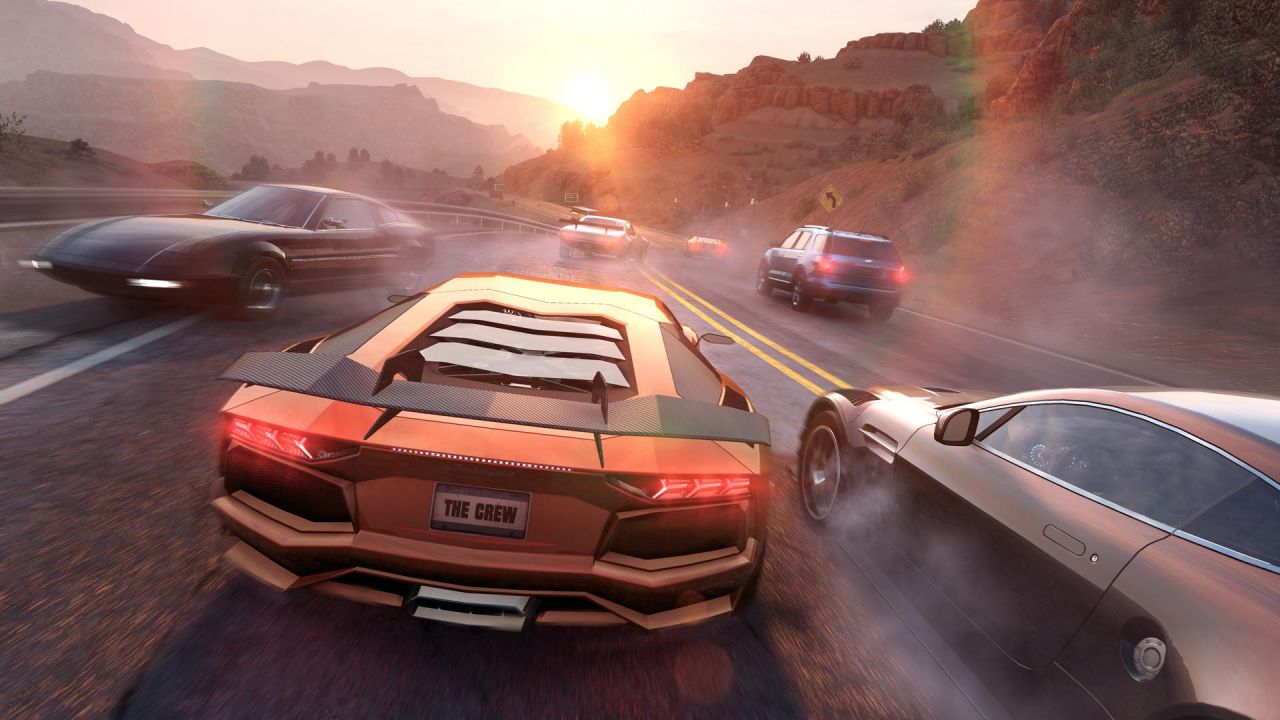 Test Ecrit [Bon Plan] The Crew sur PS4 et Xbox One à 34.5 euros