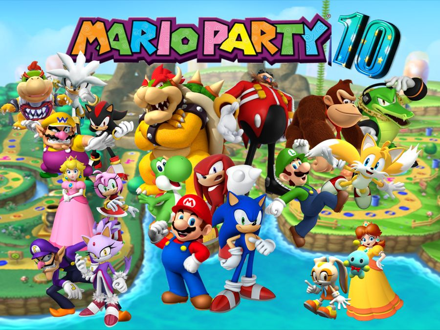 Test Ecrit Bon Plan Wii U  : Mario Party 10 + Amiibo Mario à 39.99 euros