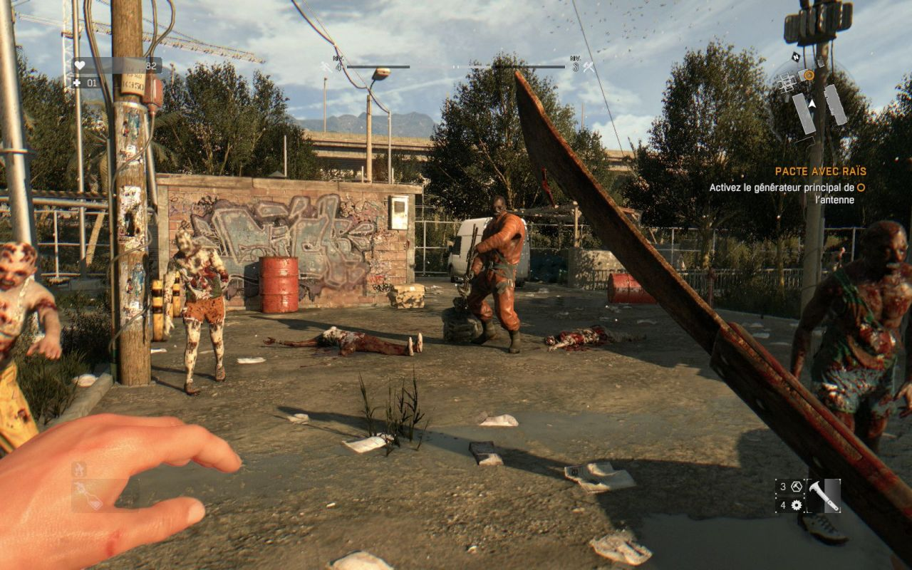 Bon Plan Steam : Dying Light à 25 euros sur PC