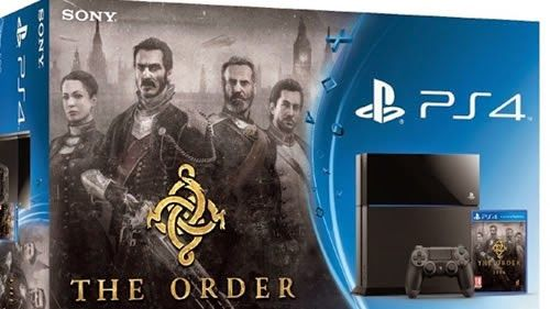 Bon Plan Amazon : PS4 + 2ème manette + The Order 1886 + PES 2015