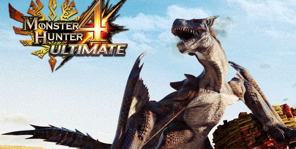 Soldes 3DS : Monster Hunter 4 Ultimate à 19 euros...