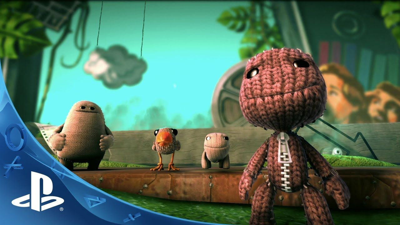 Little Big Planet 3 : En dessous des 20 euros (bon plan PS4)