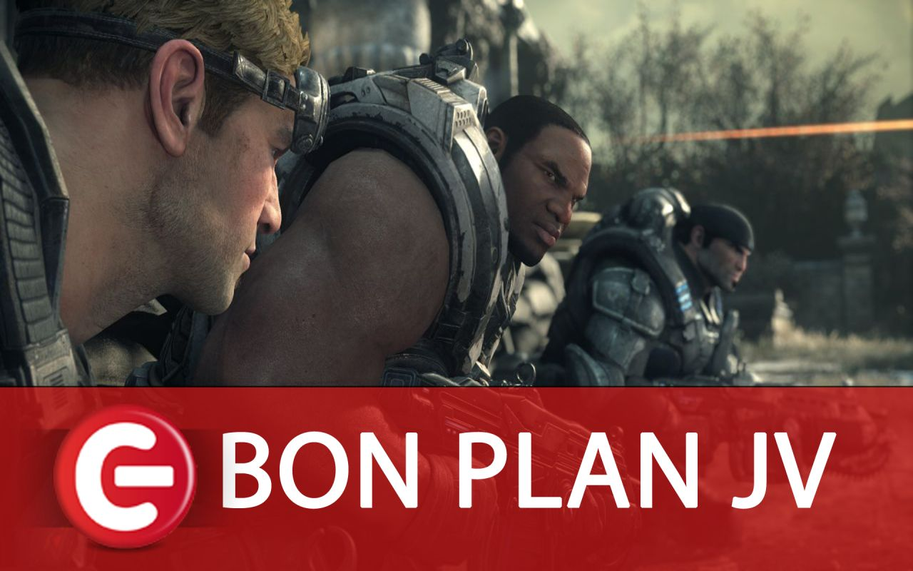 Bon Plan : Gears of War Ultimate à moins de 32 euros