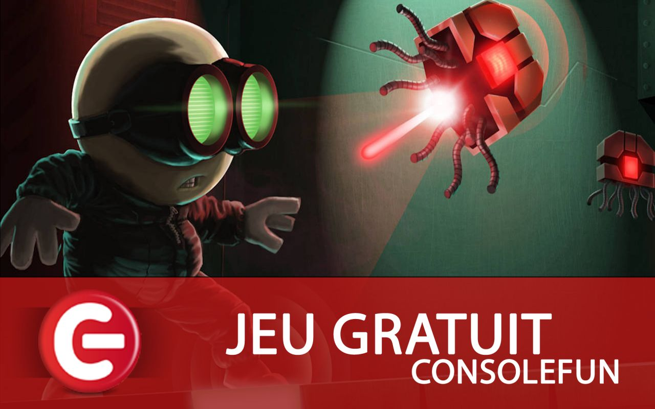 Stealth Inc 2 A Game of Clones :  Gratuit sur PC (Steam) via Humble Bundle Store
