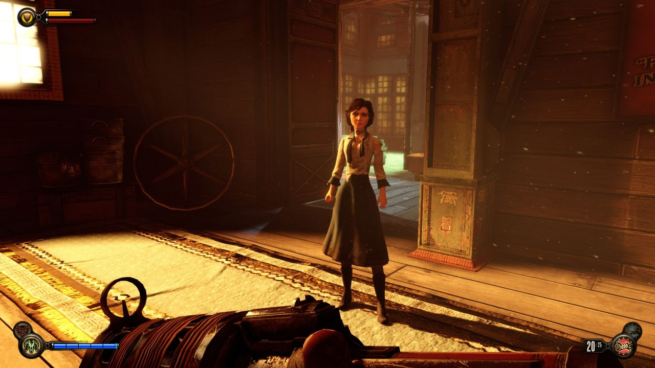 Bon Plan : Bioshock Infinite à 1 euro sur PC (Steam)