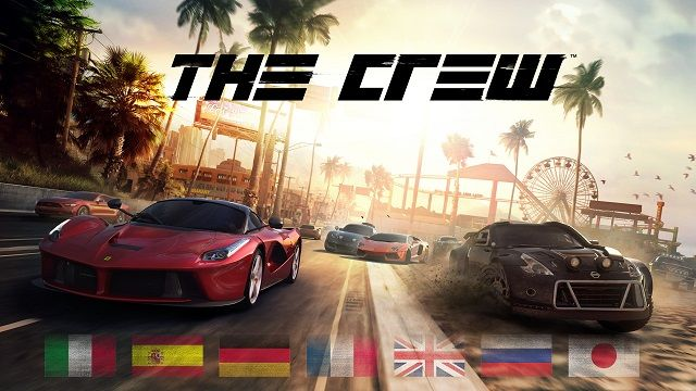 Bon Plan : The Crew sur PC à 15 euros
