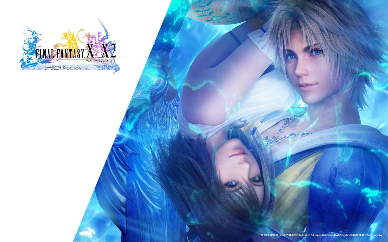 Bon Plan PS4 : Final Fantasy X et X-2 Remastered + le Steelbook