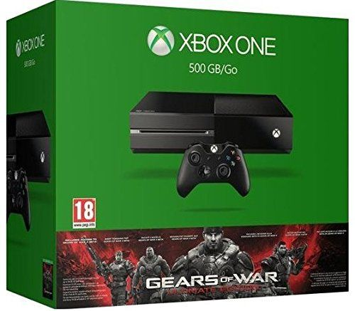 Méga Soldes : Xbox One + Gears of War Ultimate Edition à 269 euros