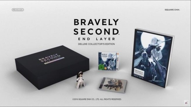 Bon Plan : Bravely Second End Layer édition collector deluxe disponible