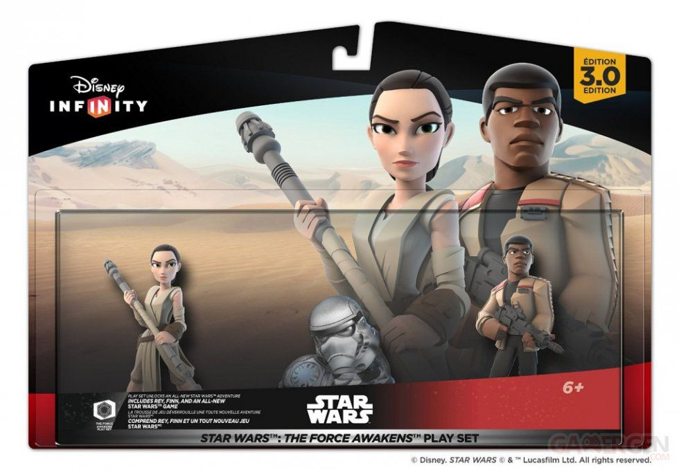 Bon Plan : Pack Aventures de Disney Infinity 3.0 en réduction