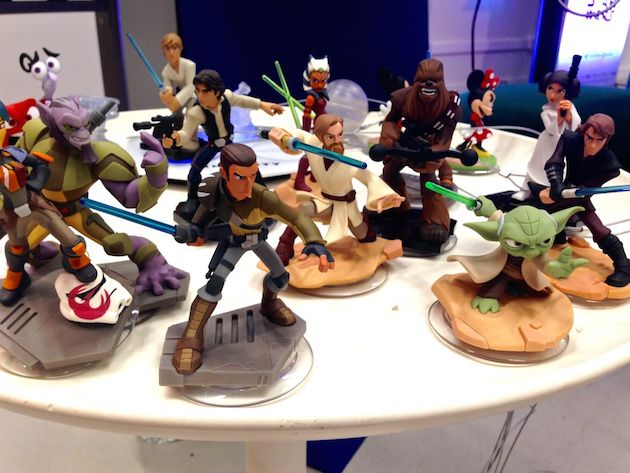 Disney Infinity 3.0 : Promo flash sur les figurines Star Wars