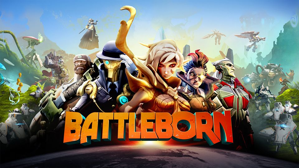 Bon Plan : Battleborn sur PC à 19,99 euros sur Amazon