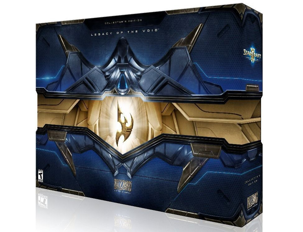 Bon Plan : Starcraft 2 legacy of the void en édition collector à 49,9 euros