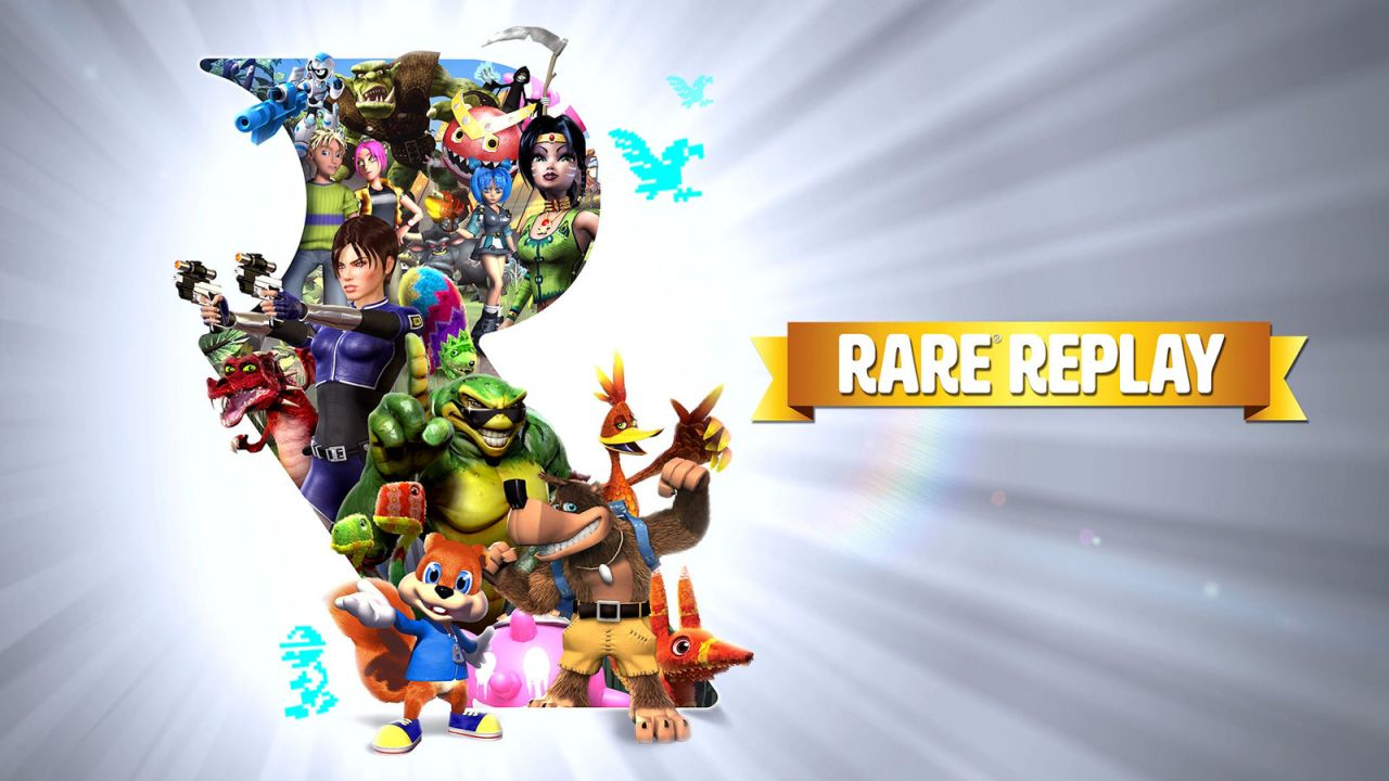 Bon Plan : Rare Replay sur Xbox One à 14,99 euros