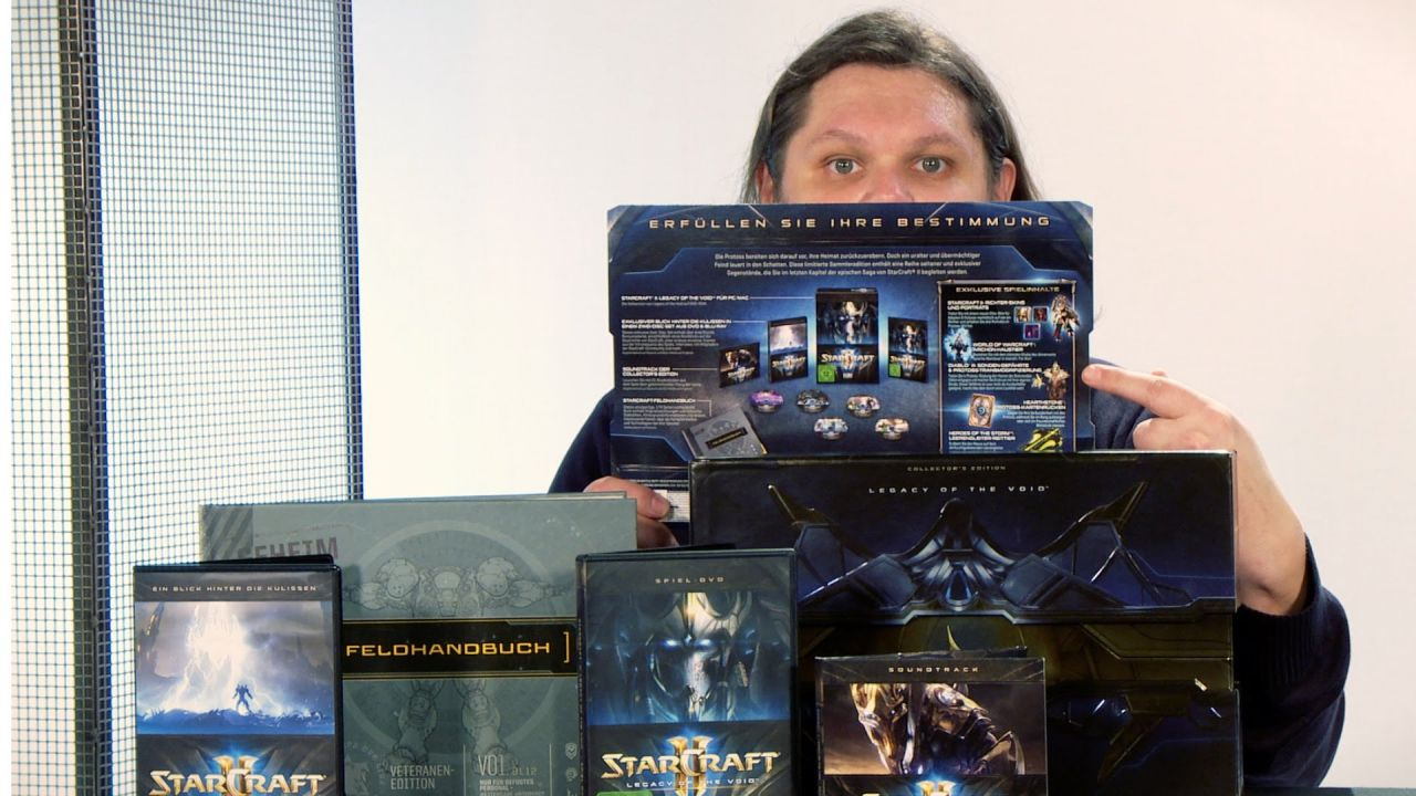 Bon Plan : Des jeux 'Blizzard' en promotion, comme Starcraft 2 LOTV Ed. Collector , Diablo III Reaper of souls Ultimate Evil Edition ...
