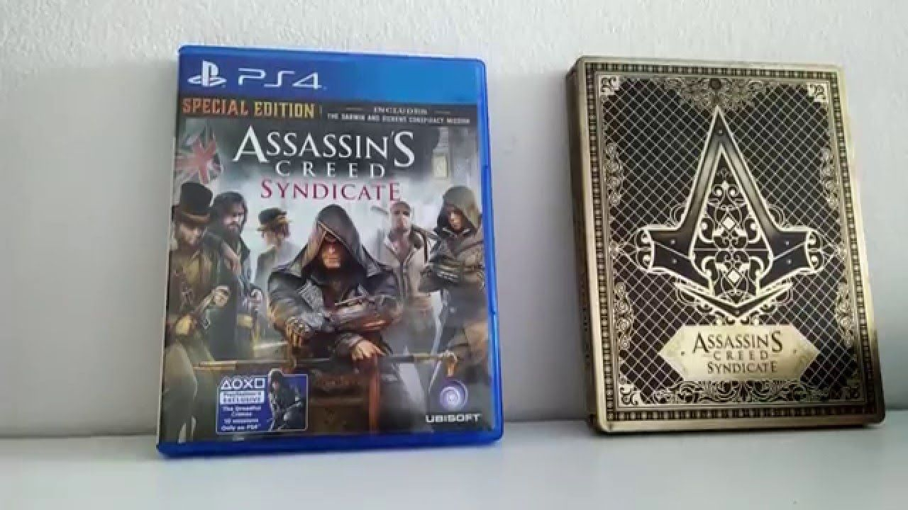 Bon Plan : Assassin's Creed Syndicate + Steelbook à 21 euros