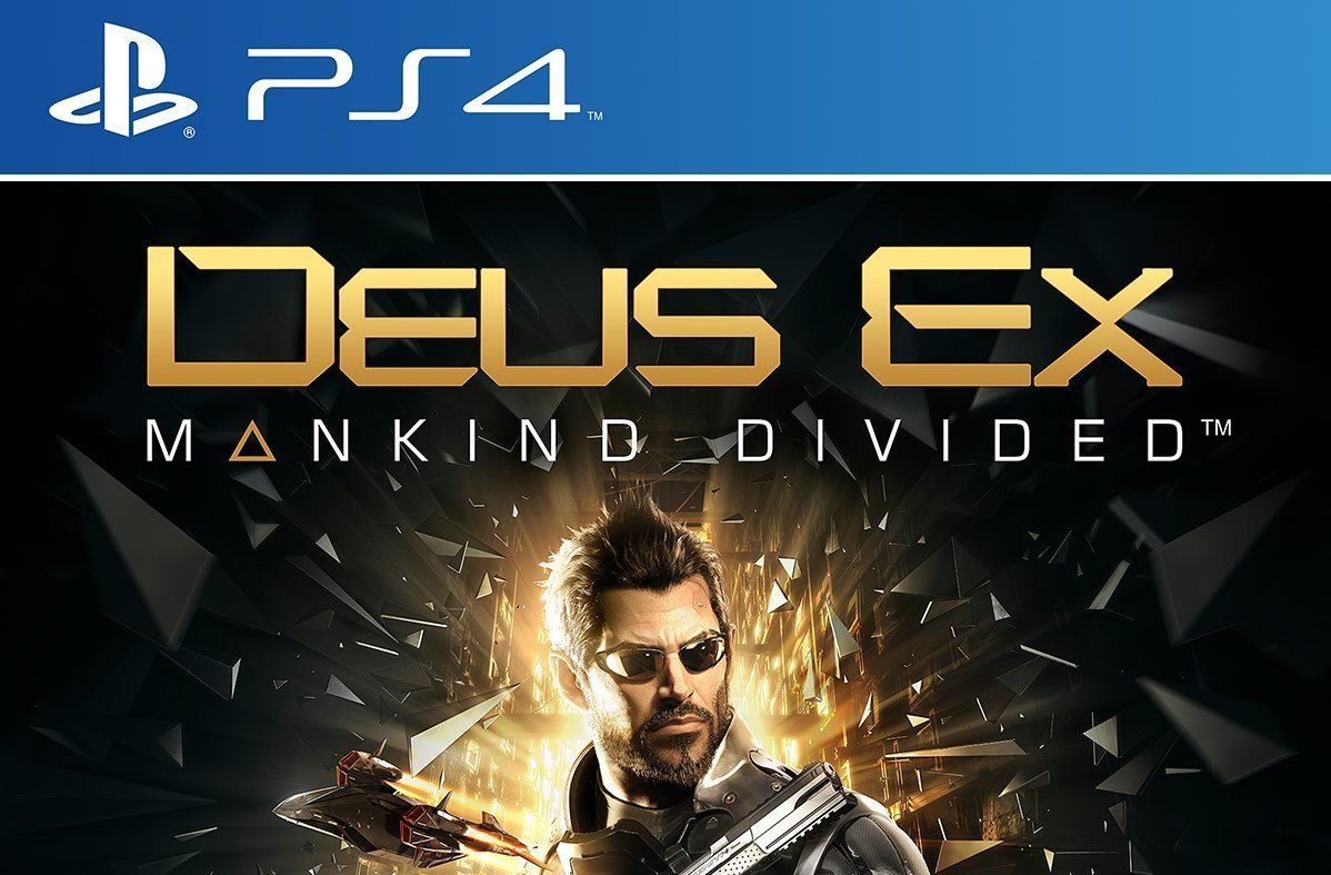 Bon Plan PS4 : Deus Ex Mankind Divided édition Day One à 37.74 euros
