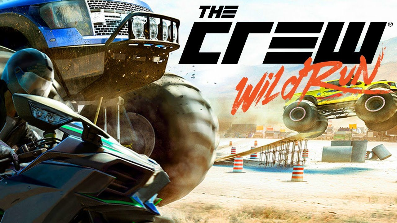 The Crew Wild Run à 19,99 euros au lieu de 39,99 euros...