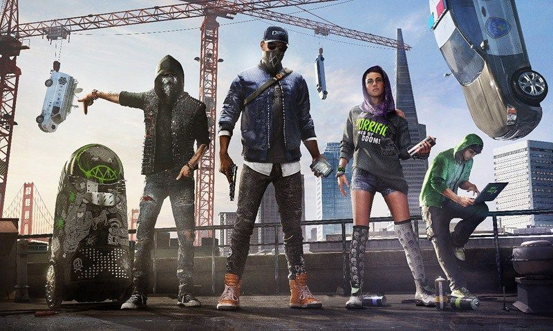 [Expiré] Watch_Dogs 2 : DLC