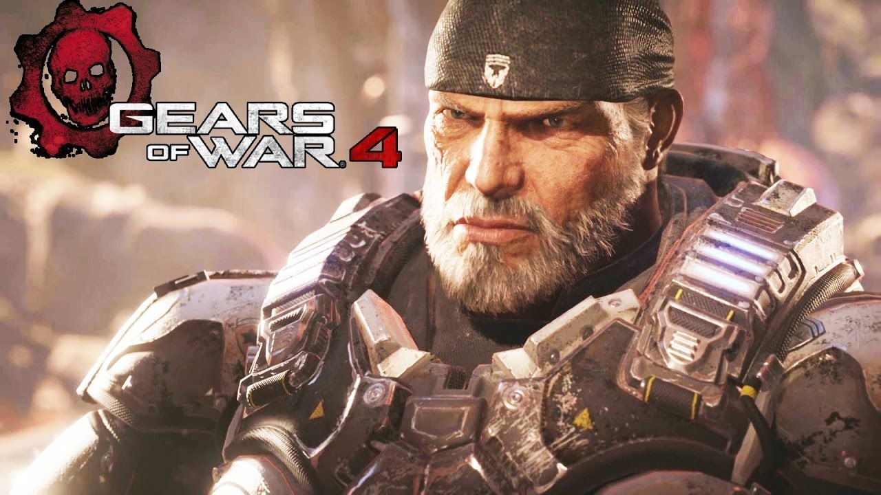 Black Friday : Gears of War 4 à 34,99 euros au lieu de 59,99...